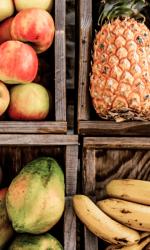 Mais frutas na alimentação, mais saúde